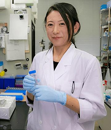Mie Kubota, PhD | RIKEN Center for Brain Science - Lab. for Molecular Dynamics of Mental Disorders